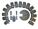 Kabeldoorvoerdozen en kabelmanagementartikelen